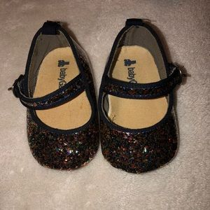 Baby girl sparkly shoes